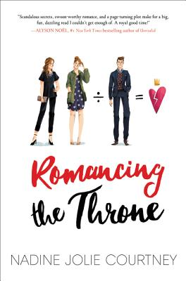 Romancing the Throne Cover