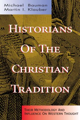 Historians of the Christian Tradition Cover