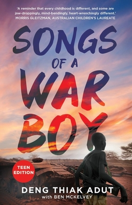 Songs of a War Boy (Teen Edition) Cover Image