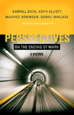 Cover for Perspectives on the Ending of Mark