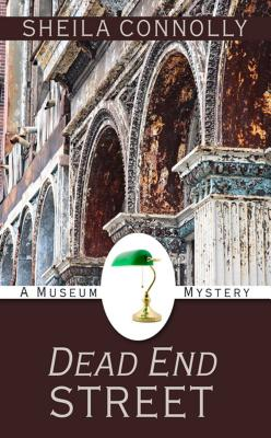 Dead End Street (Museum Mysteries) Cover Image