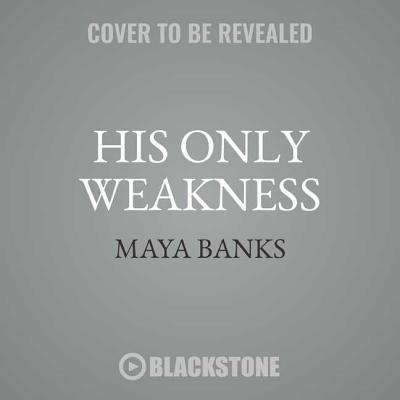 His Only Weakness: A Slow Burn Novel (Slow Burn Novels #6) Cover Image