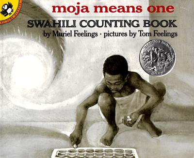 Moja Means One: Swahili Counting Book Cover Image