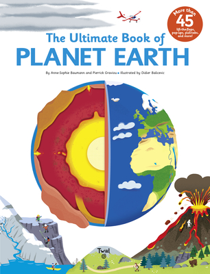 The Ultimate Book of Planet Earth Cover Image