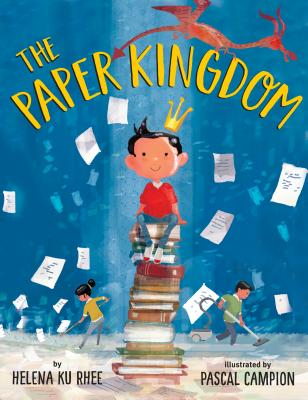 The Paper Kingdom Cover Image