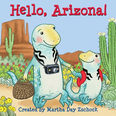 Hello, Arizona! (Hello!) Cover Image