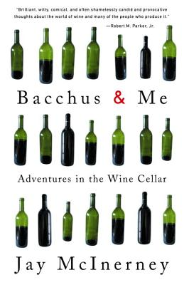 Bacchus & Me Cover