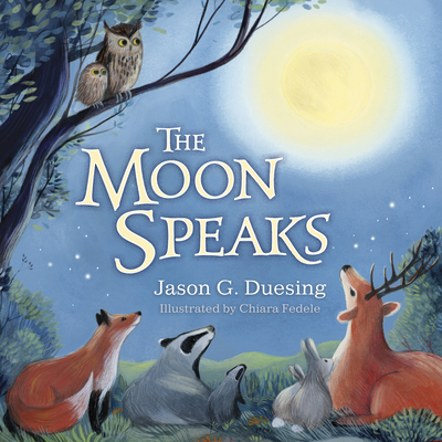 The Moon Speaks Cover Image