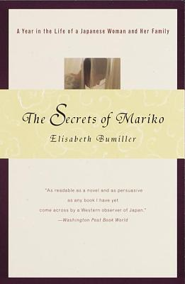The Secrets of Mariko Cover
