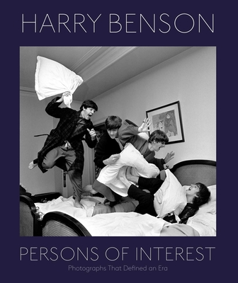 Harry Benson: Persons of Interest Cover Image