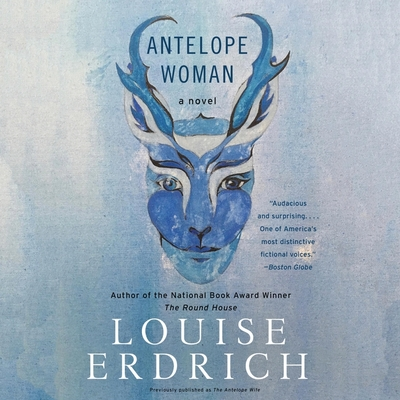 Antelope Woman Cover Image