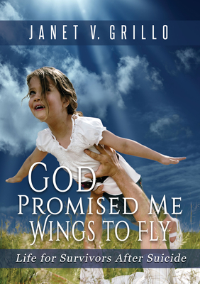 Cover for God Promised Me Wings to Fly