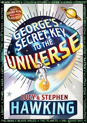 George's Secret Key to the Universe Cover