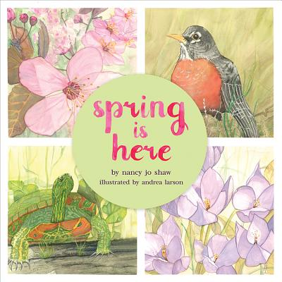 Spring Is Here Cover Image