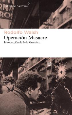 Operación Masacre Cover Image
