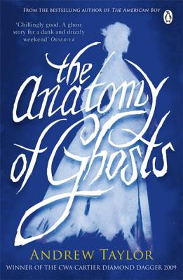 The Anatomy of Ghosts Cover