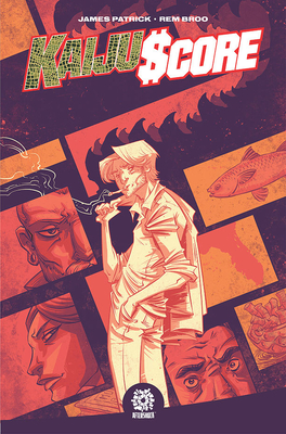 Cover for Kaiju Score