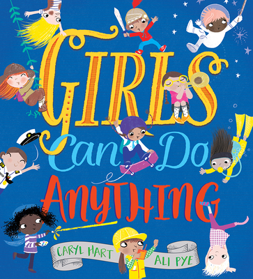Girls Can Do Anything Cover Image
