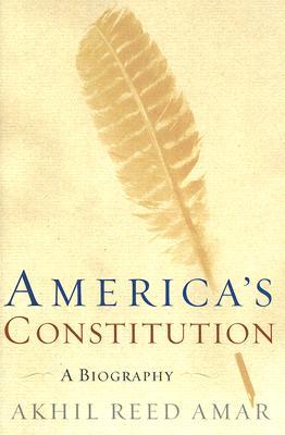 America's Constitution Cover
