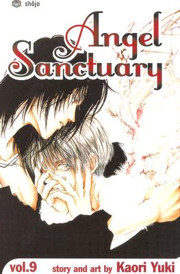 Cover for Angel Sanctuary, Vol. 9