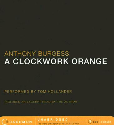 A Clockwork Orange CD: A Clockwork Orange CD Cover Image
