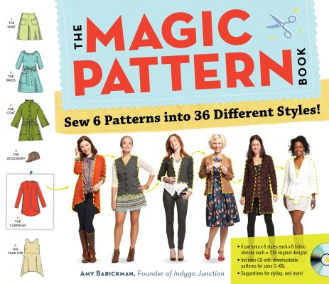 The Magic Pattern Book Cover