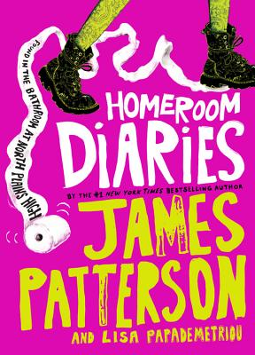 Homeroom Diaries Cover