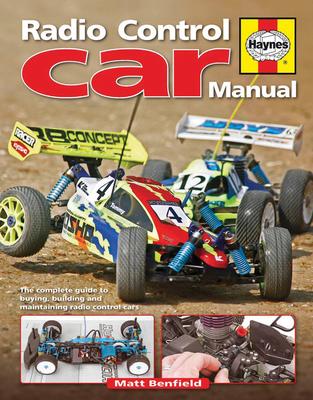 Radio Control Car Manual (Haynes Manuals) Cover Image