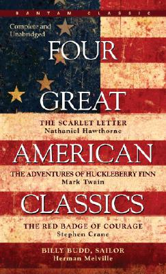 Four Great American Classics Cover Image