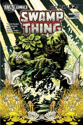 Swamp Thing, Volume 1 Cover