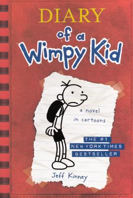 Diary of a Wimpy Kid: Greg Heffley's Journal Cover Image