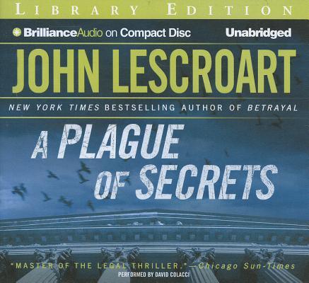 A Plague of Secrets (Dismas Hardy (Audio)) Cover Image