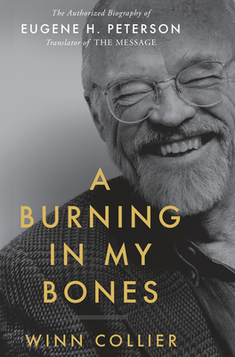 Cover for A Burning in My Bones