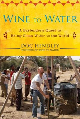 Cover for Wine to Water