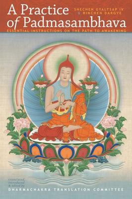 A Practice of Padmasambhava Cover