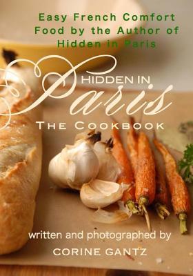 Hidden in Paris -- The Cookbook Cover