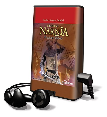 El Principe Caspian [With Earbuds] (Chronicles of Narnia #4) Cover Image