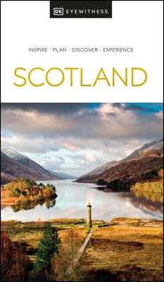 DK Eyewitness Scotland (Travel Guide) Cover Image