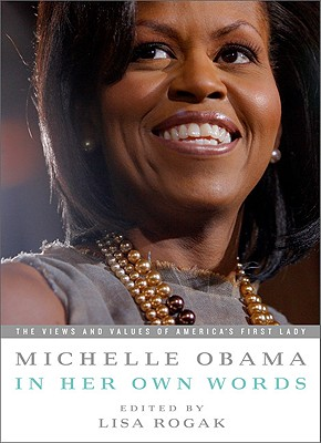 Michelle Obama in her Own Words Cover Image