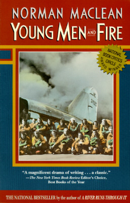 Young Men & Fire Cover