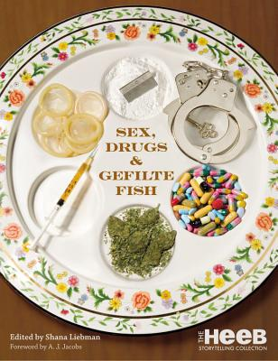 Sex, Drugs & Gefilte Fish Cover