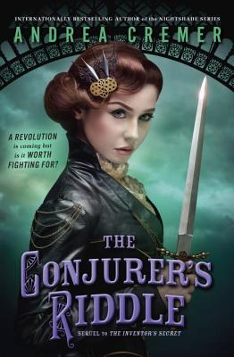 The Conjurer's Riddle (The Inventor's Secret #2) Cover Image