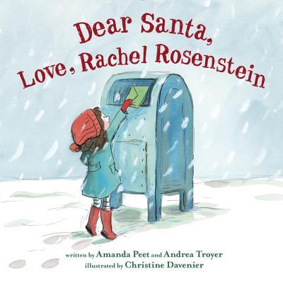 Dear Santa, Love, Rachel Rosenstein Cover Image