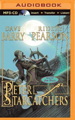Cover for Peter and the Starcatchers (Starcatchers (Audio) #1)