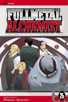 Fullmetal Alchemist, Volume 26 Cover
