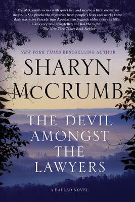 The Devil Amongst the Lawyers: A Ballad Novel (Ballad Novels #8) Cover Image