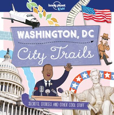 City Trails - Washington DC 1 Cover Image