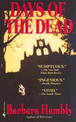Days of the Dead Cover
