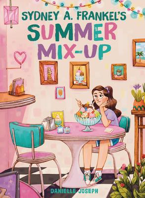 Cover for Sydney A. Frankel's Summer Mix-Up
