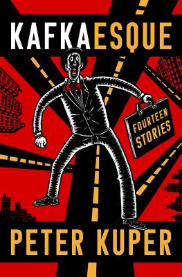Kafkaesque: Fourteen Stories Cover Image